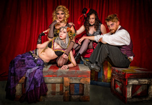 Phantasmagoria Fringe Promo Shoot
